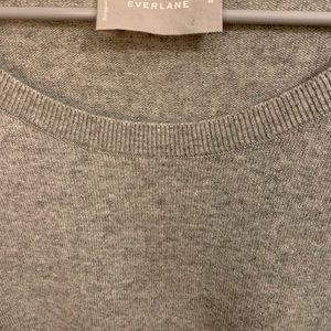 Everlane: Cashmere Ballerina Raglan Sweater (M)